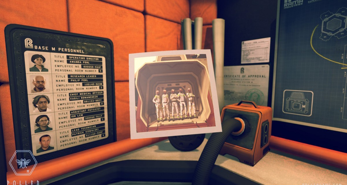 VR sci-fi mystery title P.O.L.L.E.N. now available on PC