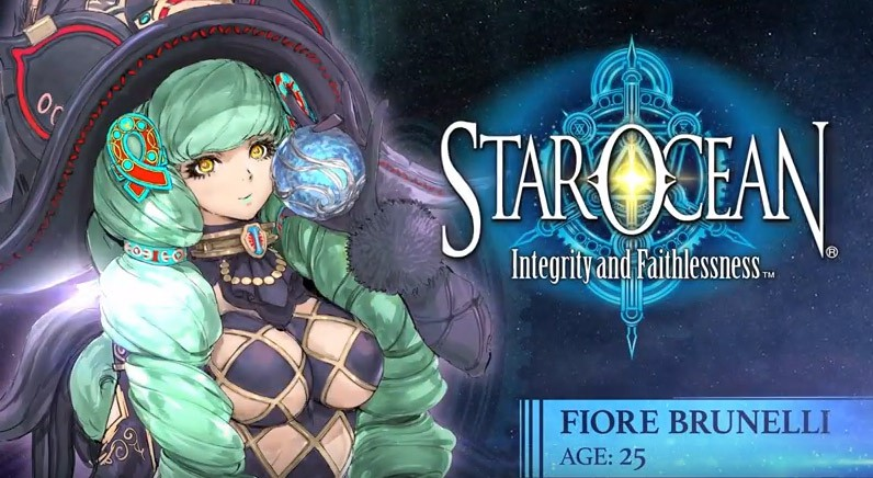New Star Ocean: Faithlessness and Integrity character spotlight trailers show off Fiore and Victor
