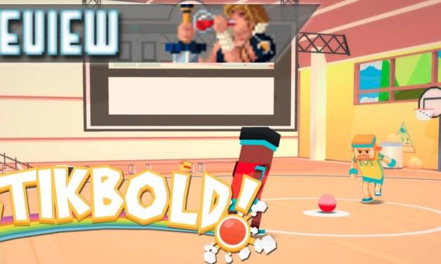 REVIEW – Stikbold! A Dodgeball Adventure