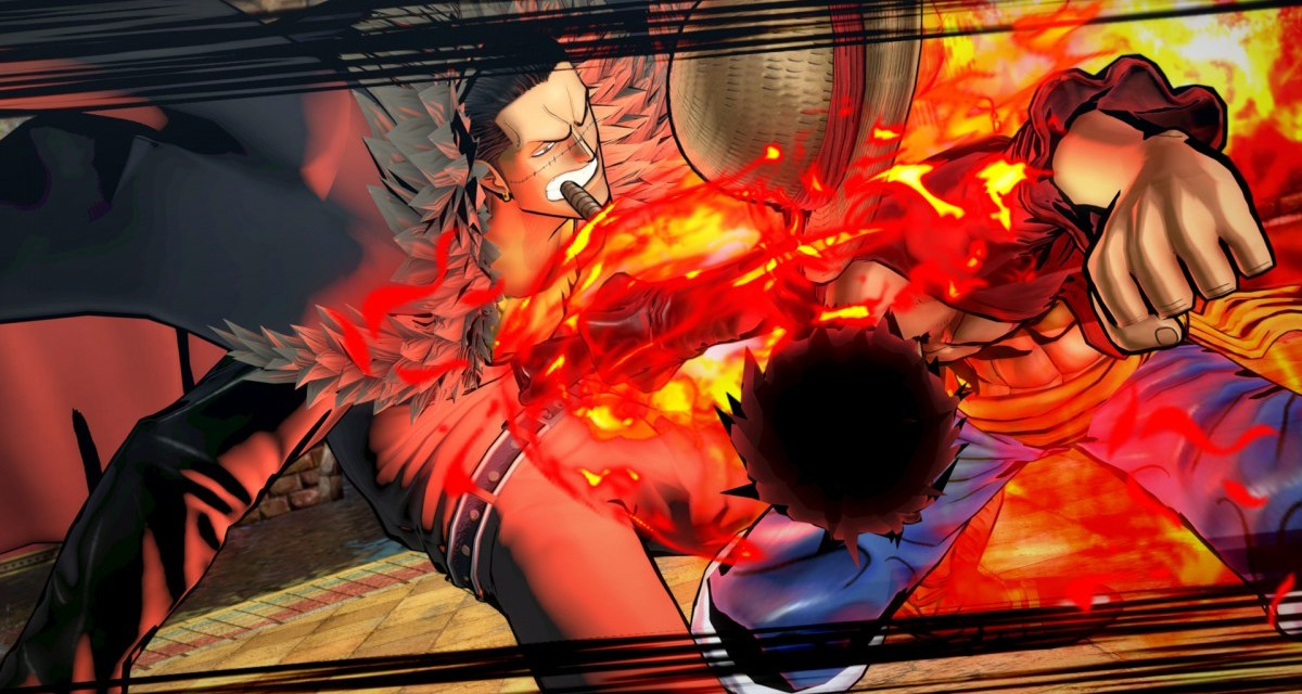 REVIEW – One Piece: Burning Blood