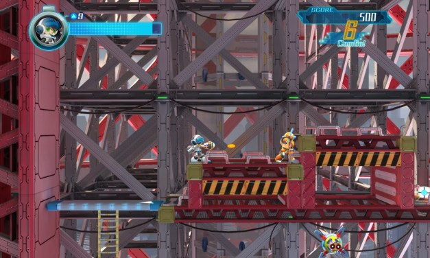 REVIEW – Mighty No. 9