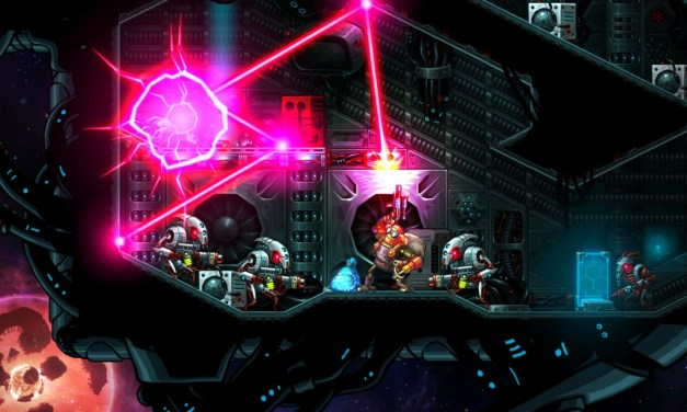 REVIEW – SteamWorld Heist