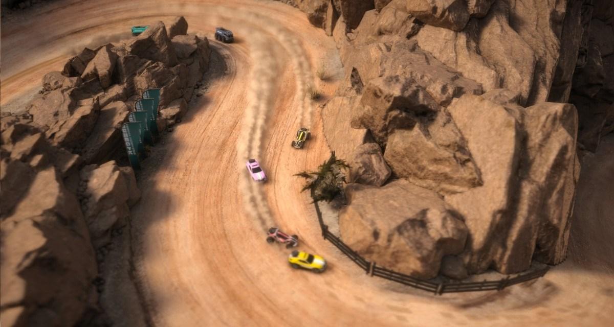 Mantis Burn Racing | REVIEW