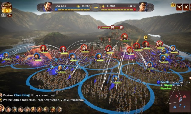 Romance of the Three Kingdoms XIII | REVIEW