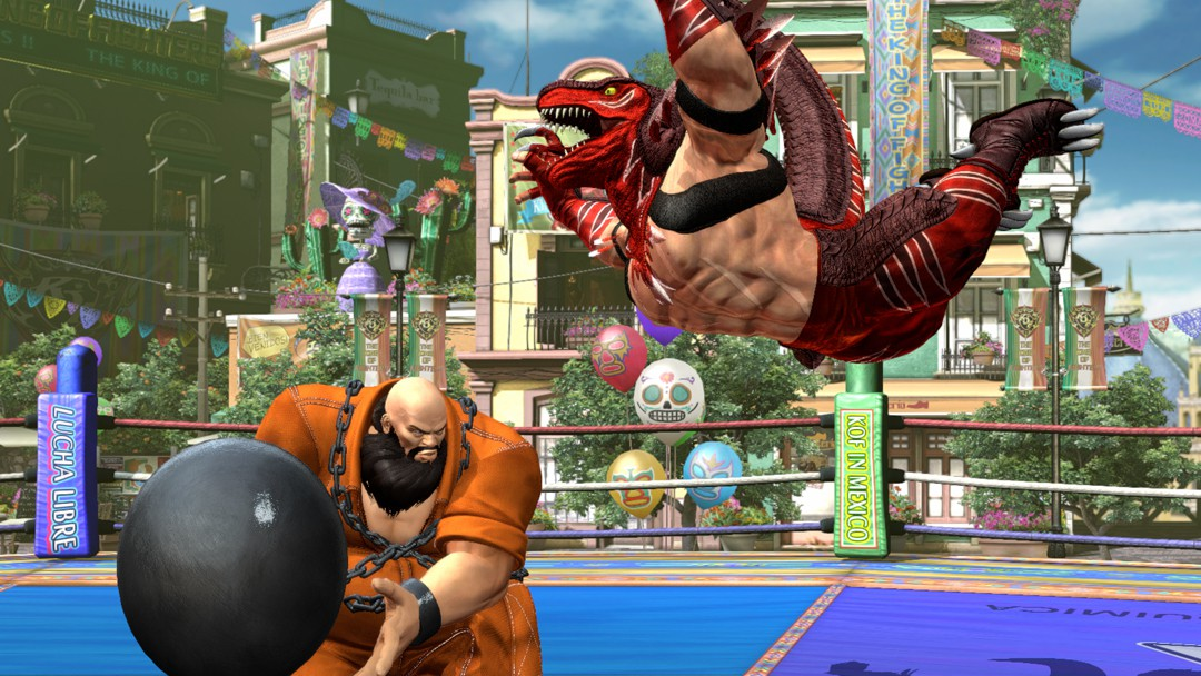 King of the Fighters XIV
