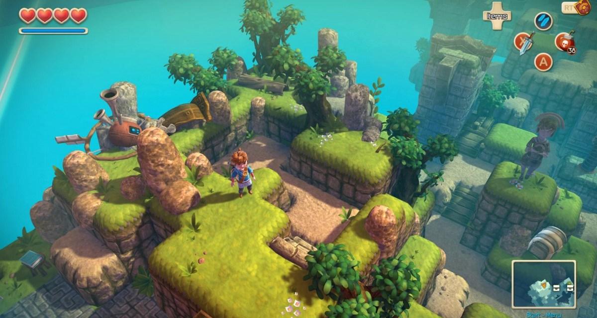 Oceanhorn: Monster of Uncharted Seas | REVIEW