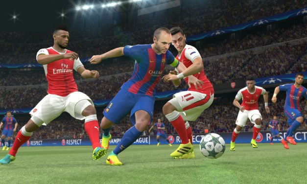 PES 2017 | REVIEW
