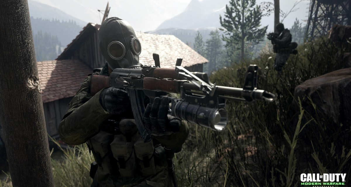 Call of Duty: Modern Warfare Remastered's campaign thirty day early access starts today