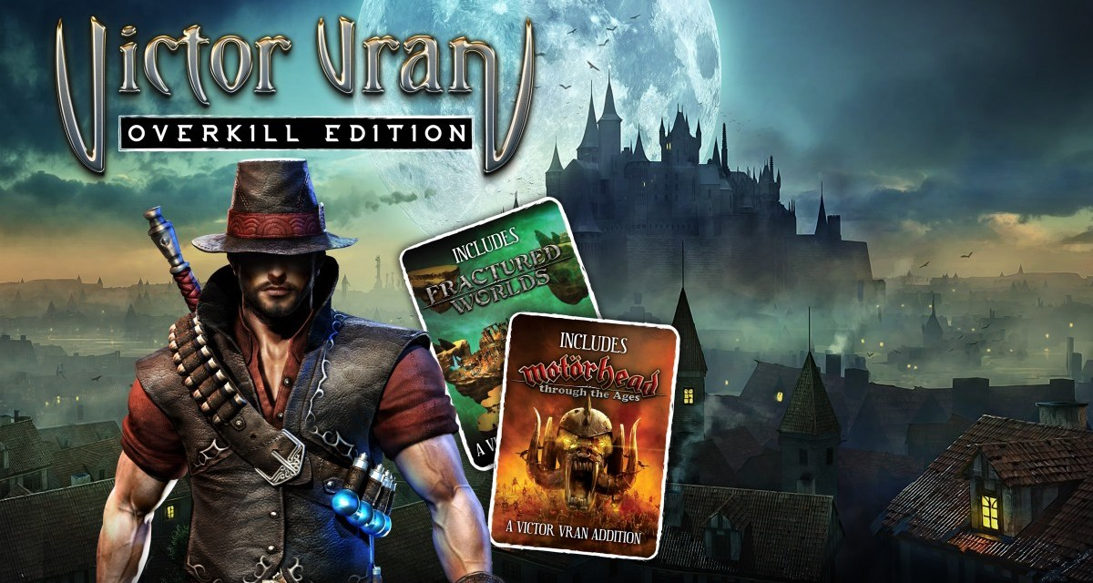Victor Vran: Overkill Edition | REVIEW