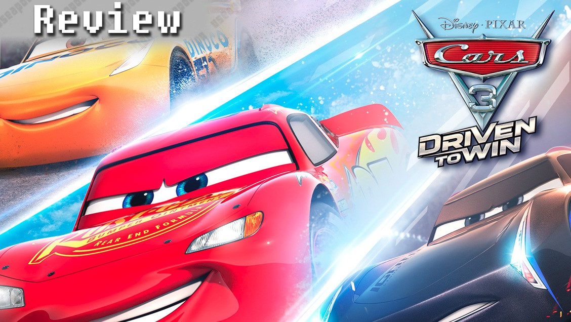 Cars 3 Driven To Win Review Use A Potion