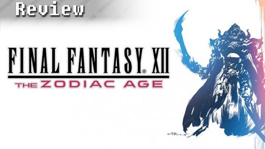 Final Fantasy XII The Zodiac Age | REVIEW