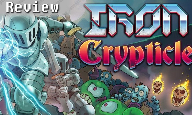 Iron Crypticle | REVIEW