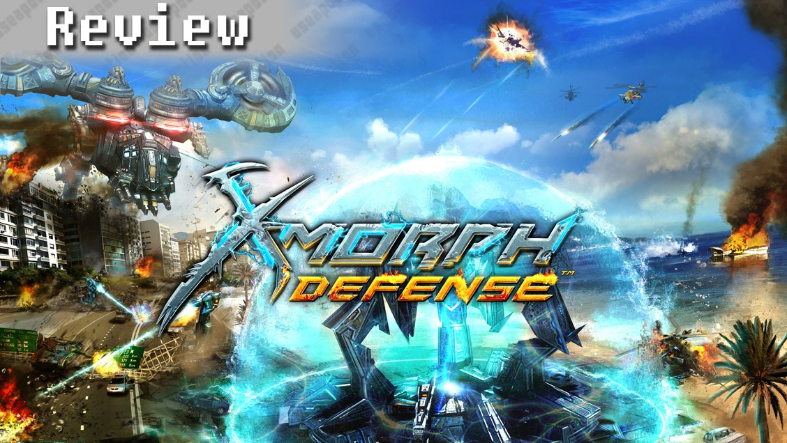 X-Morph: Defense | REVIEW