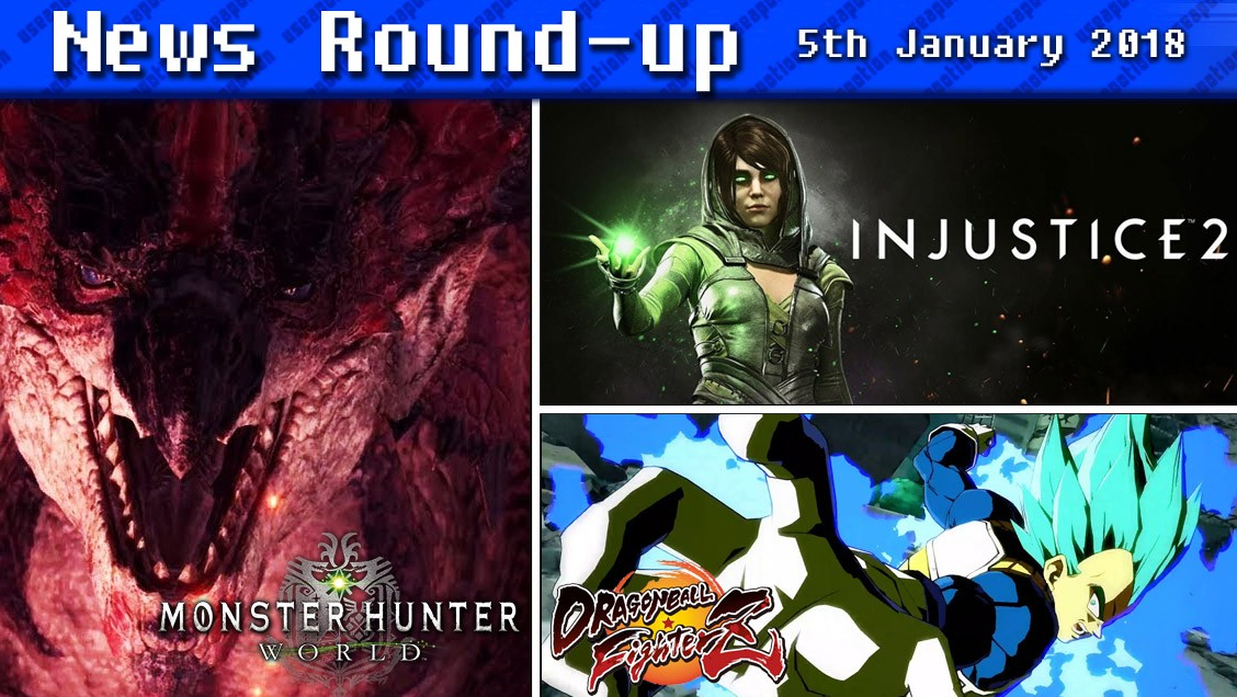 Gaming News Round-up | 5th January 2018