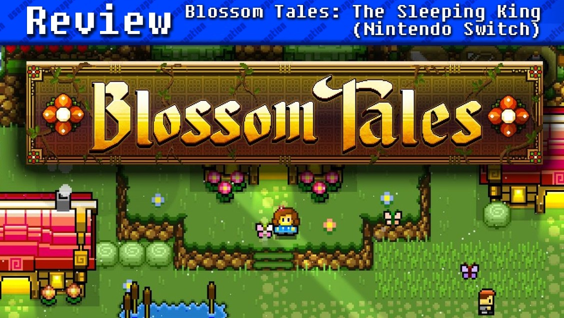 Blossom Tales: The Sleeping King [Nintendo Switch] | REVIEW
