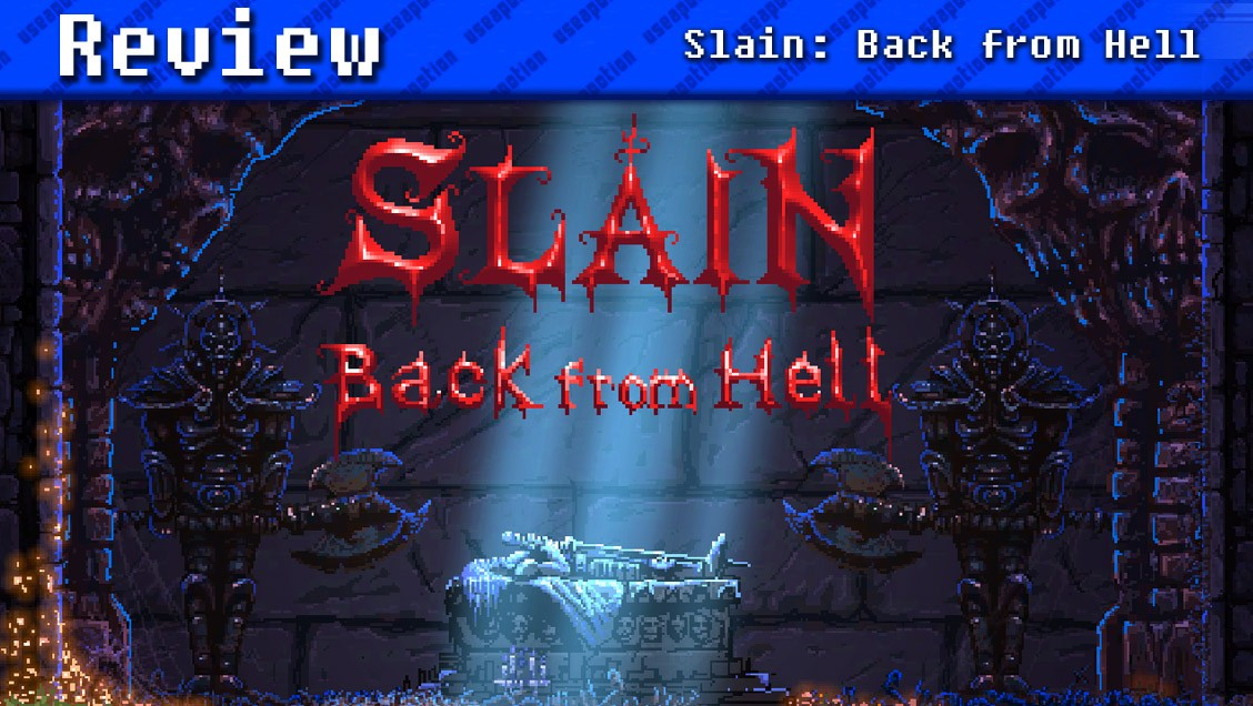 Slain: Back from Hell | REVIEW