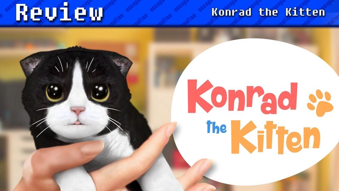 Konrad the Kitten | REVIEW