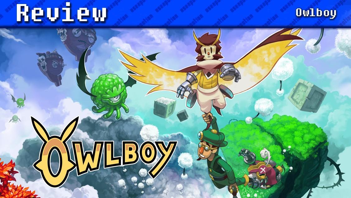 Owlboy   REVIEW