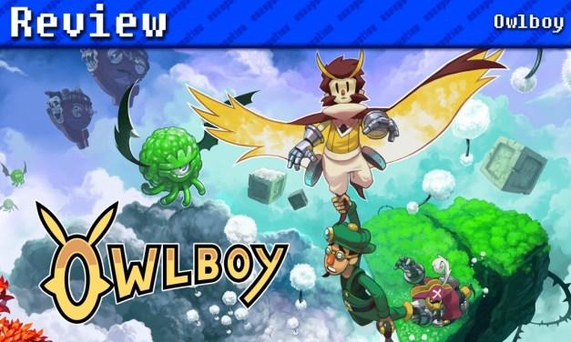 Owlboy | REVIEW