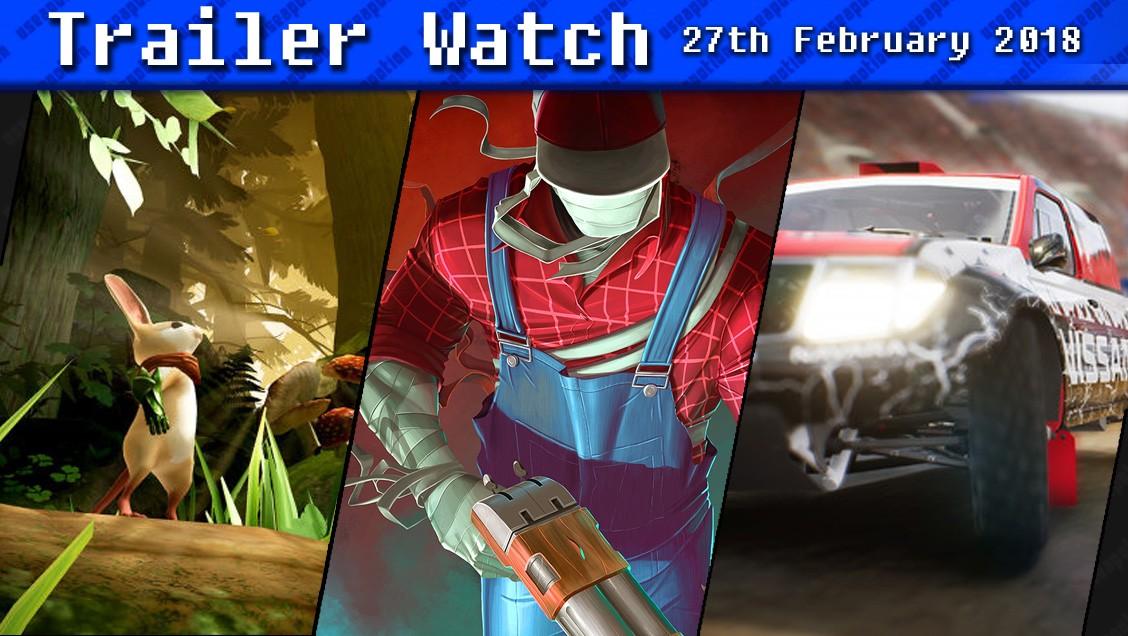 Trailer Watch   27th February 2018