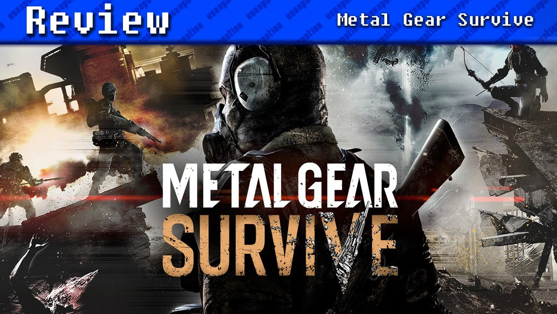 Metal Gear Survive | REVIEW