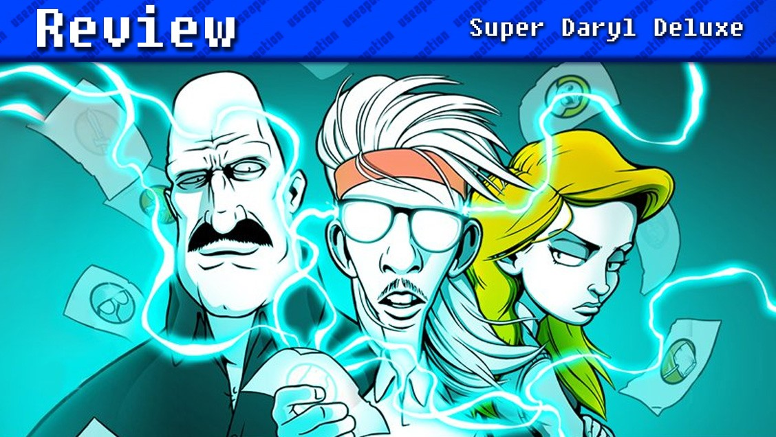 Super Daryl Deluxe   REVIEW