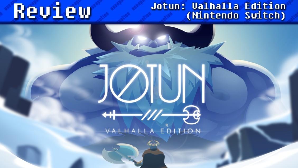 Jotun: Valhalla Edition (Nintendo Switch)   REVIEW