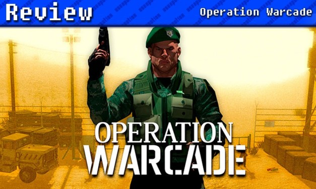 Operation Warcade | REVIEW