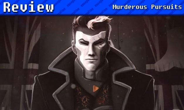 Murderous Pursuits   REVIEW
