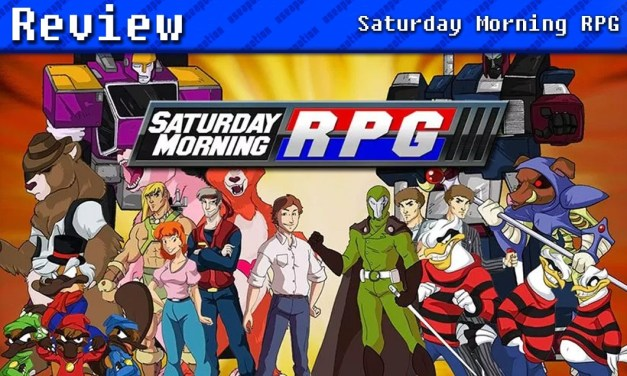 Saturday Morning RPG | REVIEW