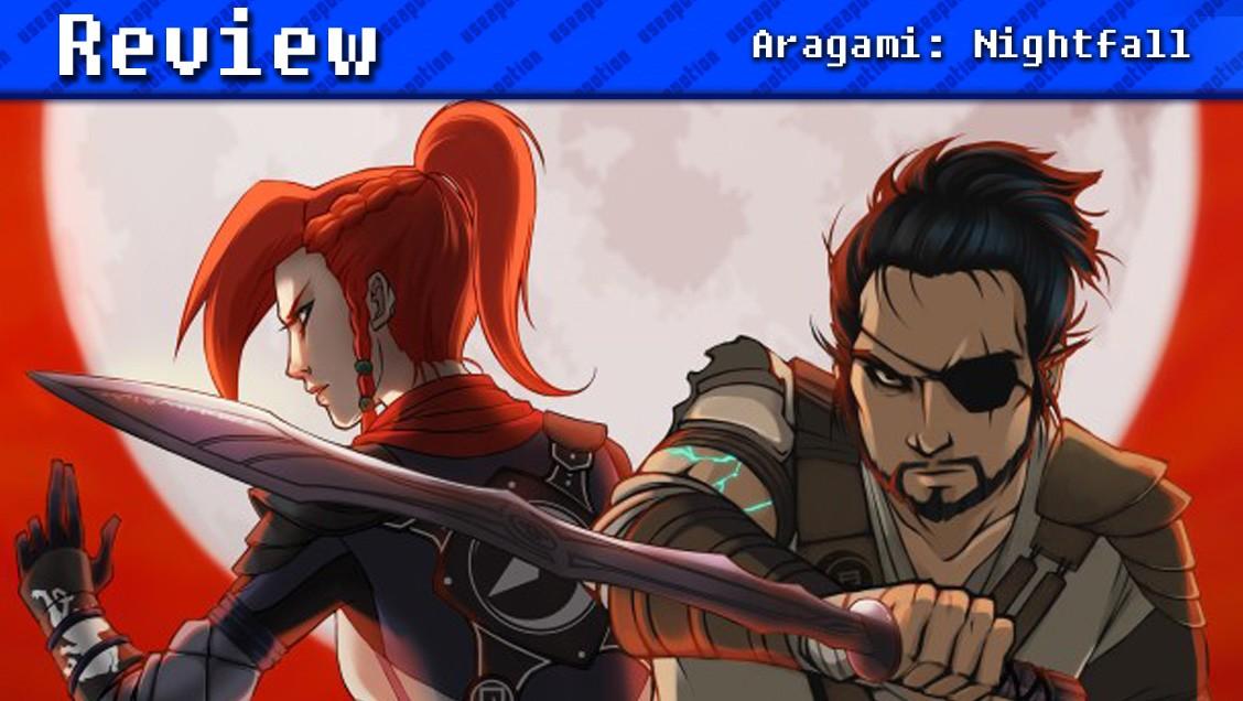 Aragami: Nightfall | REVIEW
