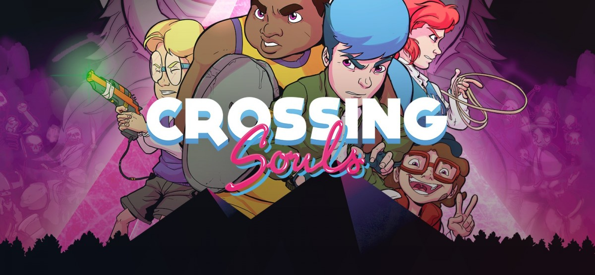 NEWS: The 80s-inspired adventure Crossing Souls hits the Nintendo Switch today