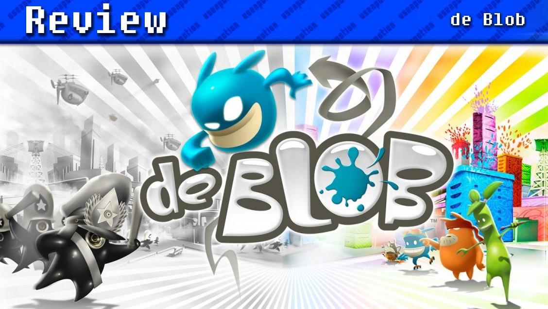 de Blob   REVIEW