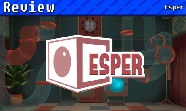 Esper   REVIEW