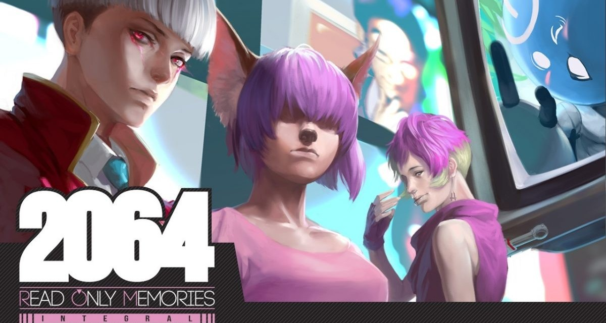 2064: Read Only Memories INTERGRAL   REVIEW