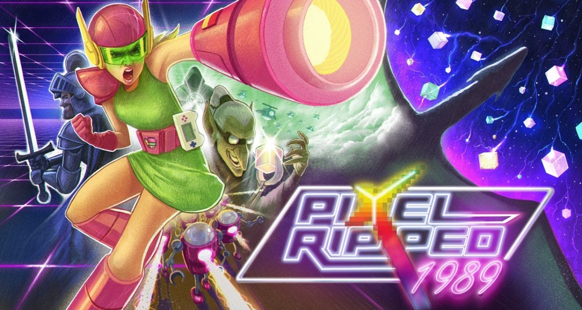 Pixel Ripped 1989 | REVIEW