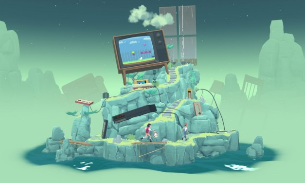 NEWS: Time-bending adventure-puzzler The Gardens Between gets a September release date