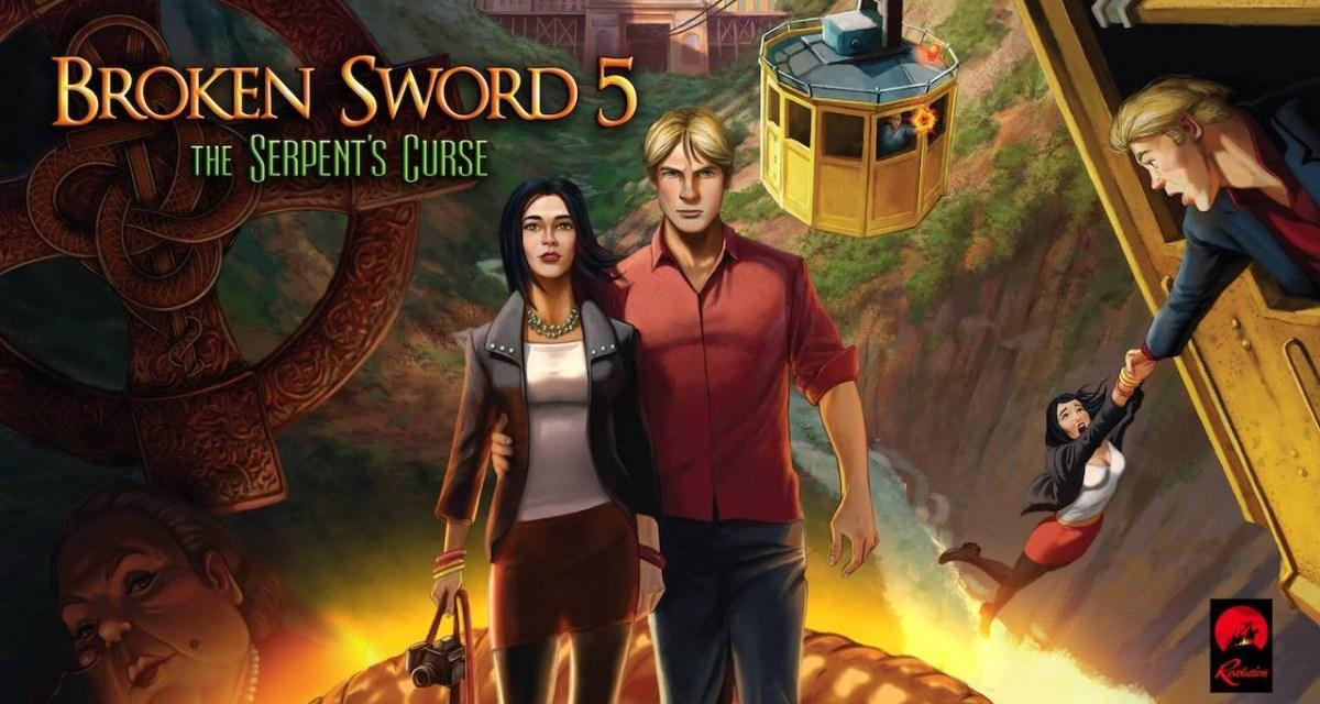 Broken Sword 5: The Serpent's Curse   REVIEW