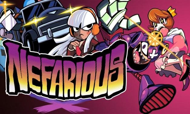 Nefarious | REVIEW