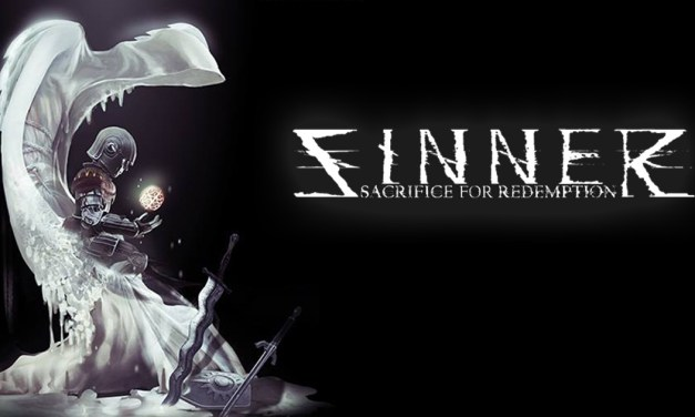 SINNER: Sacrifice for Redemption | REVIEW