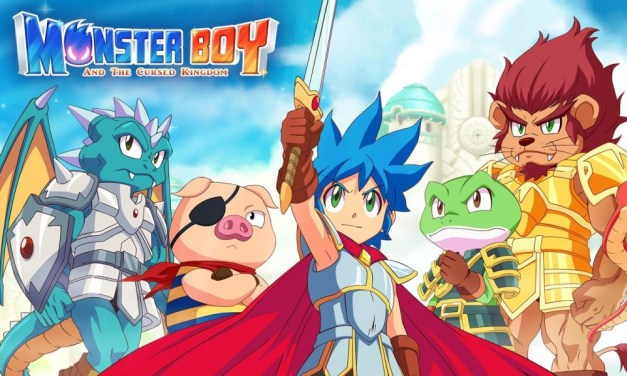 Monster Boy and the Cursed Kingdom | REVIEW