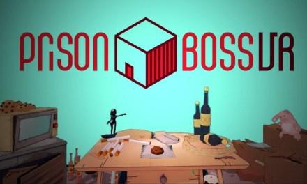 Prison Boss VR   REVIEW