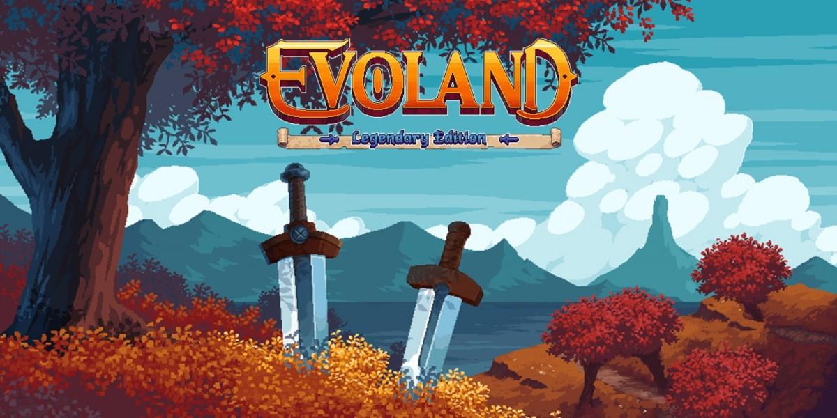 Evoland: Legendary Edition   REVIEW