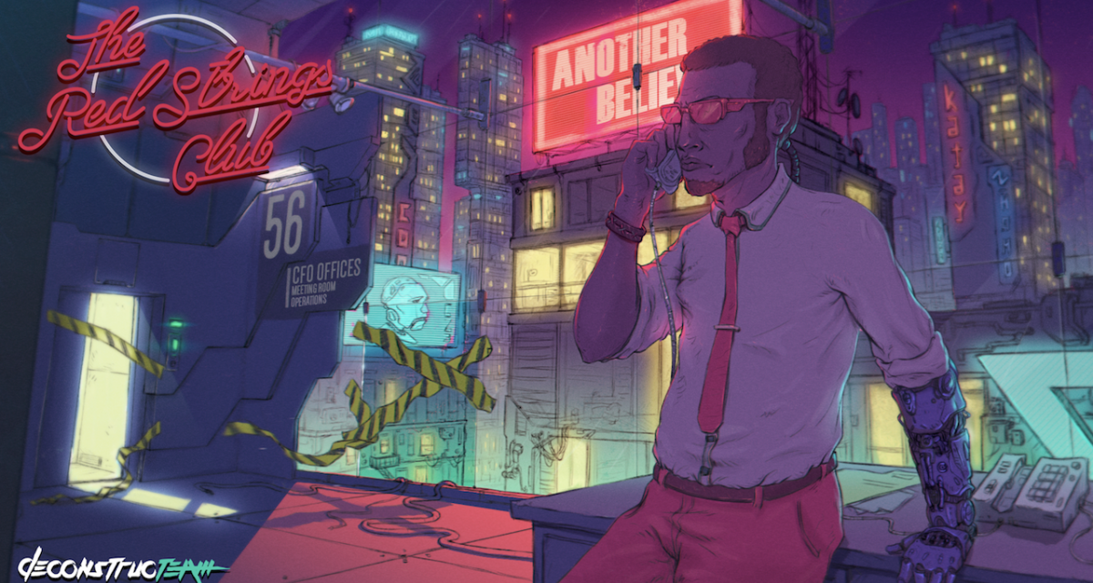 The Red Strings Club | REVIEW