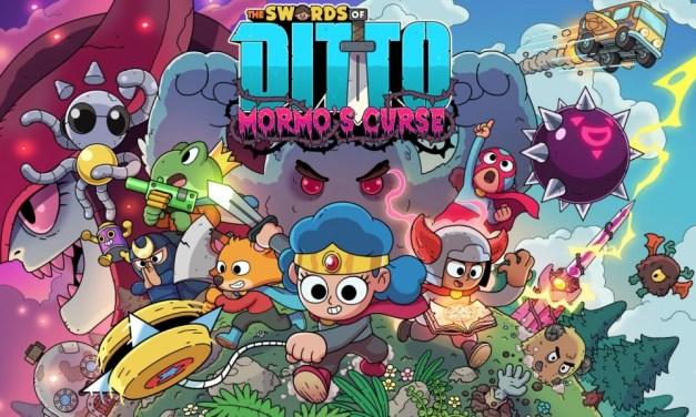 Swords of Ditto: Mormo's Curse | REVIEW
