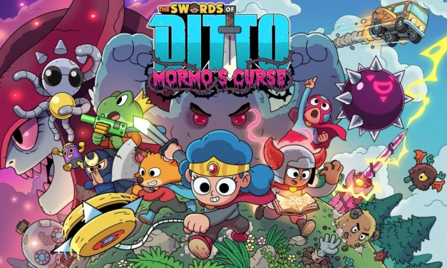 Swords of Ditto: Mormo's Curse | REVIEW