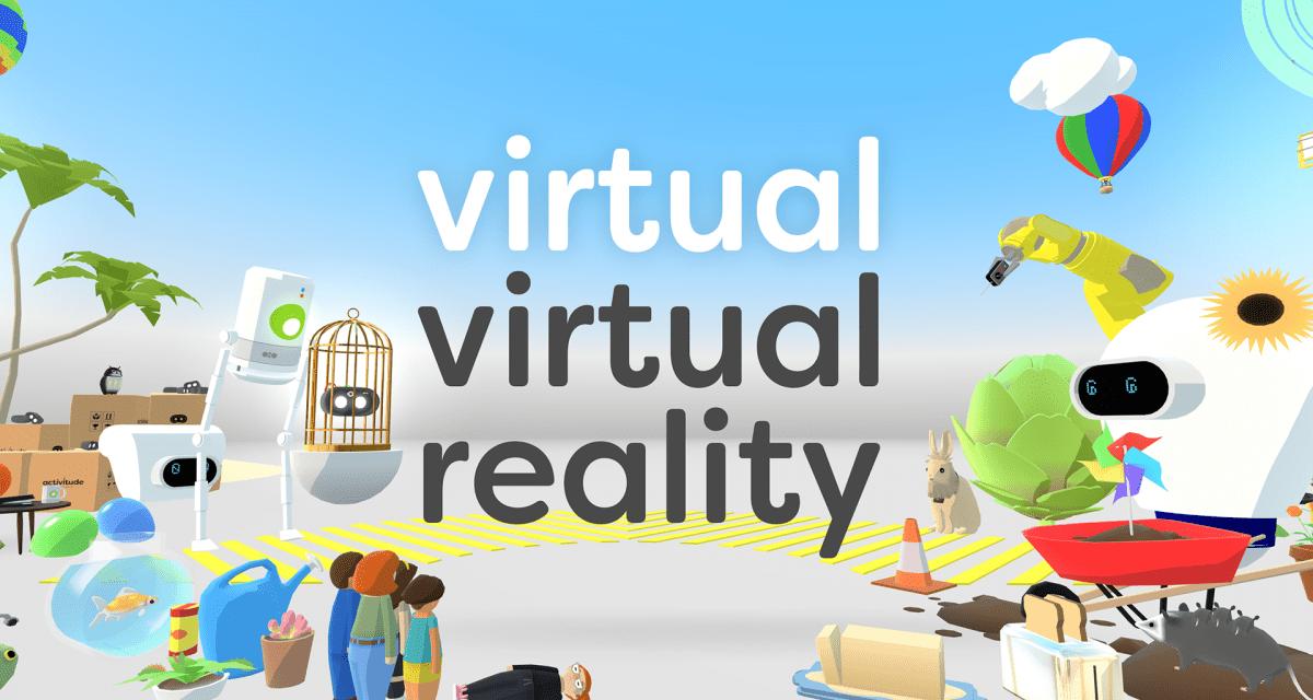 Virtual Virtual Reality | REVIEW