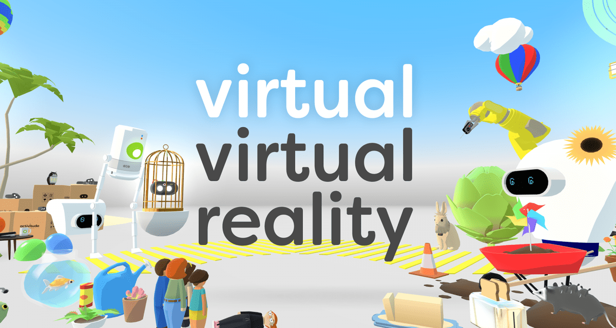 Virtual Virtual Reality | REVIEW