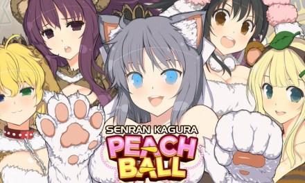 Senran Kagura Peach Ball | REVIEW