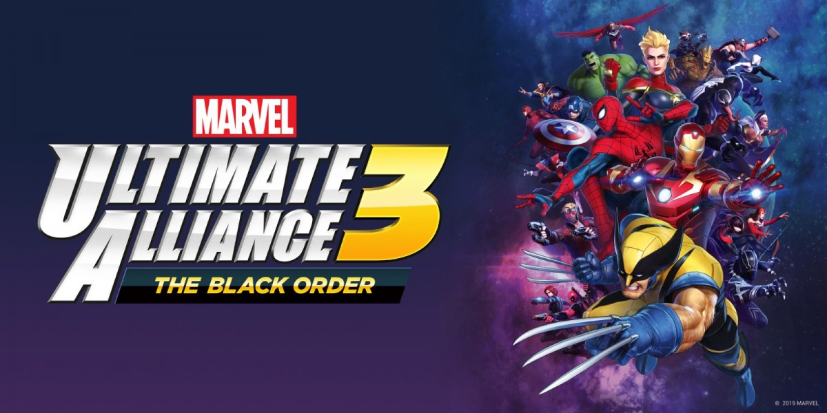 Marvel Ultimate Alliance 3: The Black Order | REVIEW